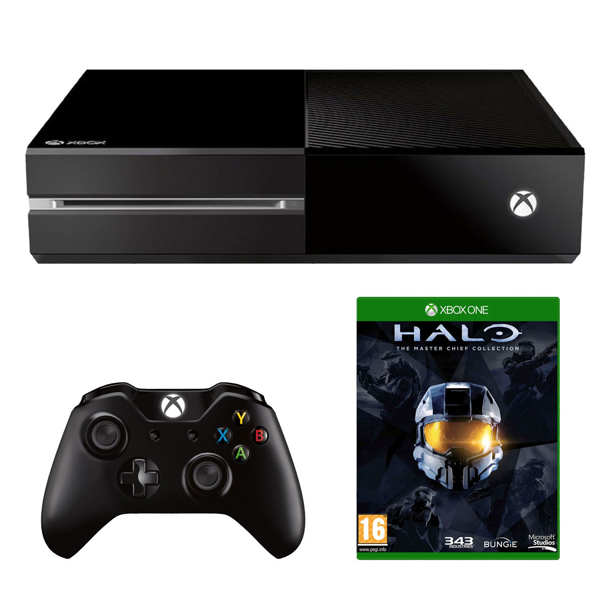 Console De Jeux Pas Chere Microsoft Xbox One Halo The Master Chief Collection