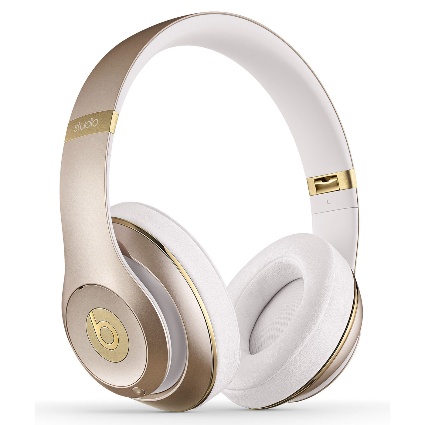 Meuble Hifi Fermé Beats Studio Wireless Or - Casque Beats By Dr. Dre Sur Ldlc