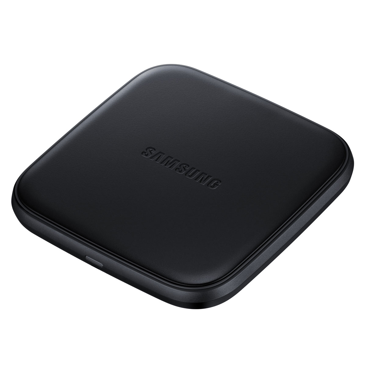 Sigle Pour Induction Samsung Mini Pad à Induction Ep-pa510b Noir - Chargeur