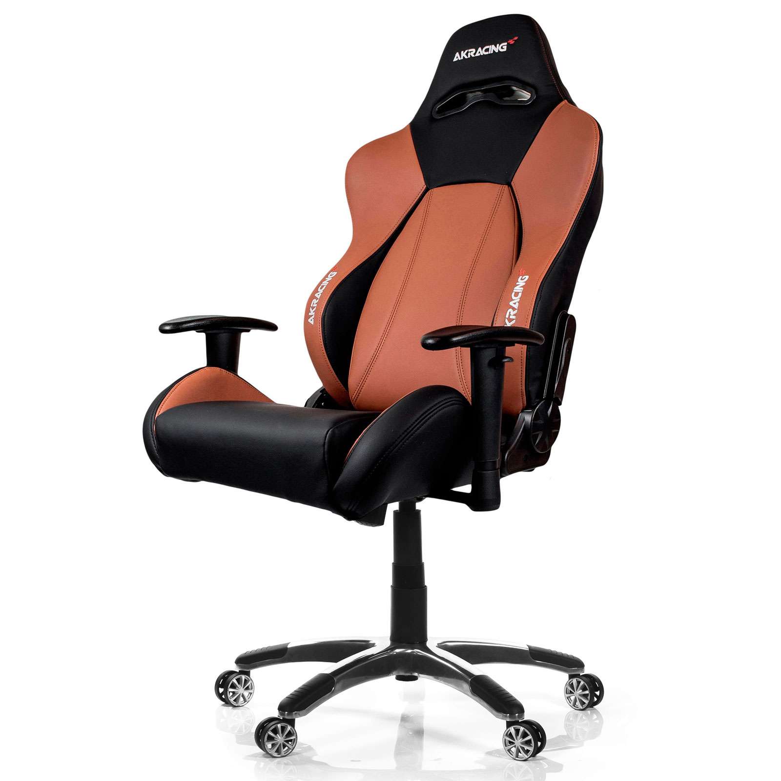 Fauteuil Bureau Gamer Akracing Premium Gaming Chair Marron Fauteuil Gamer
