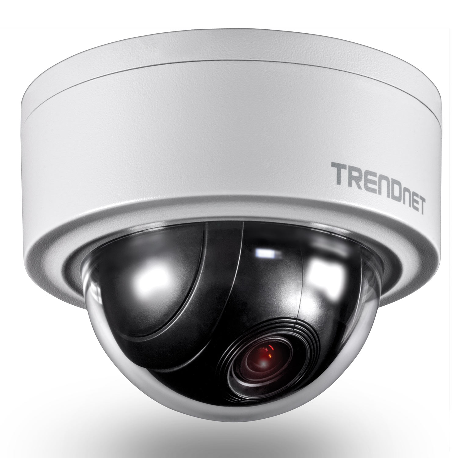 Camera Ip Exterieur Motorise Trendnet Tv Ip420p