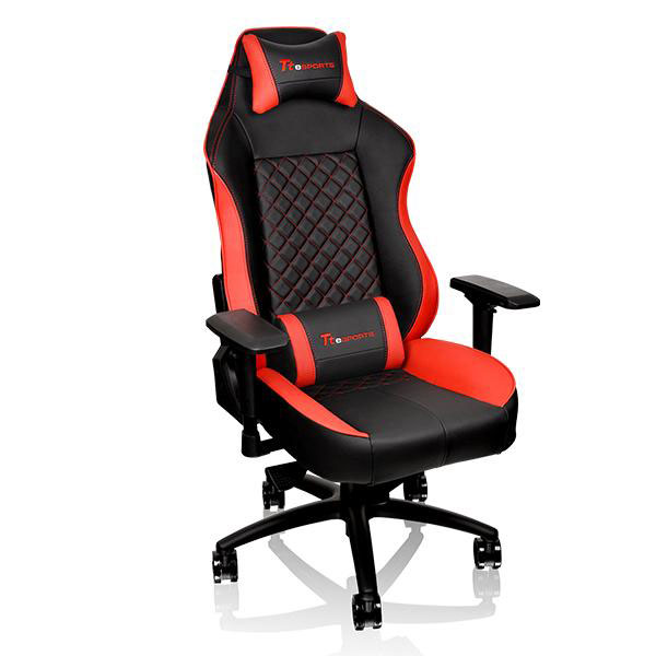 Silla Mars Gaming Tt Esports By Thermaltake Gt Comfort 500 (noir/rouge