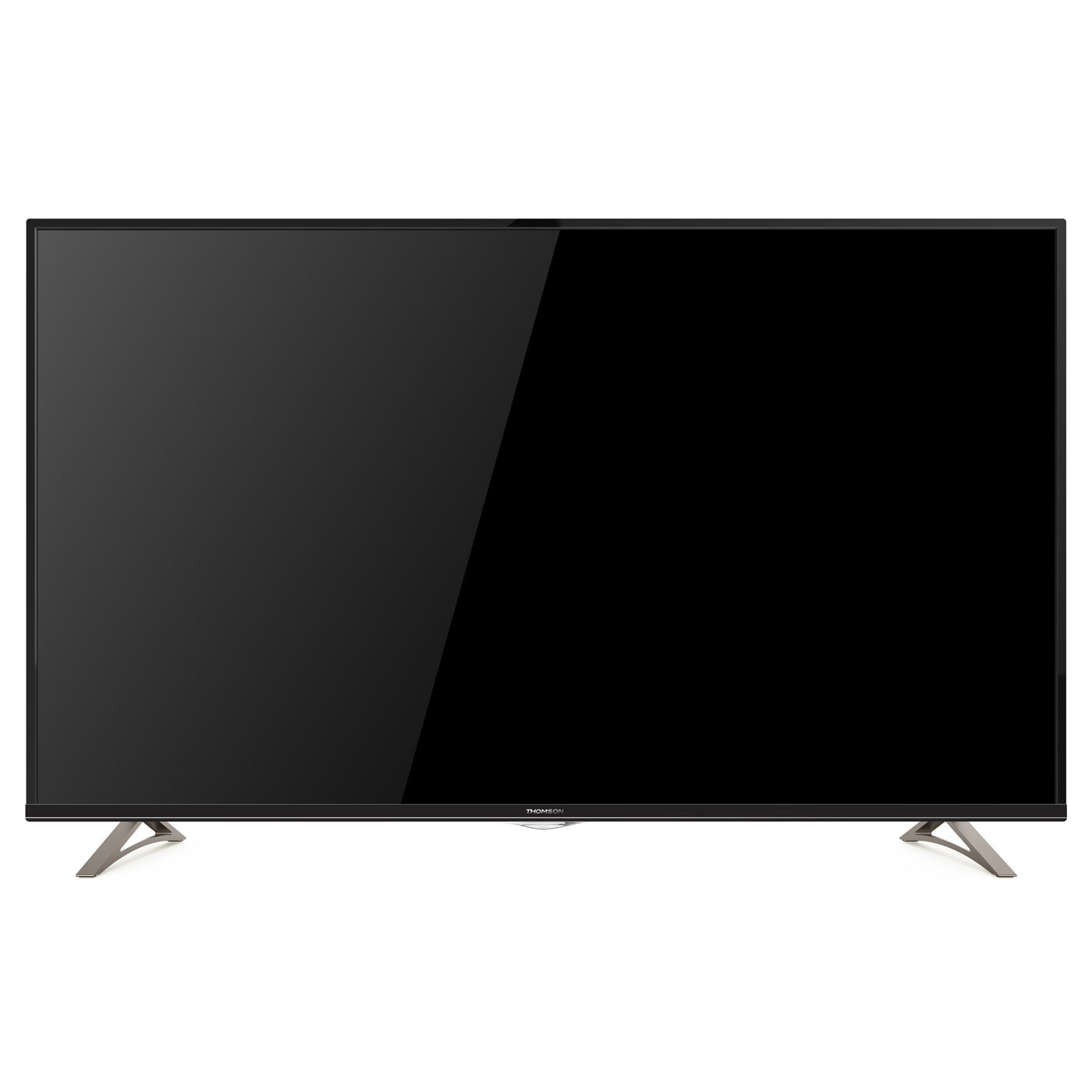 Meuble Support Tv Blanc Thomson 40ub6416 - Tv Thomson Sur Ldlc.com