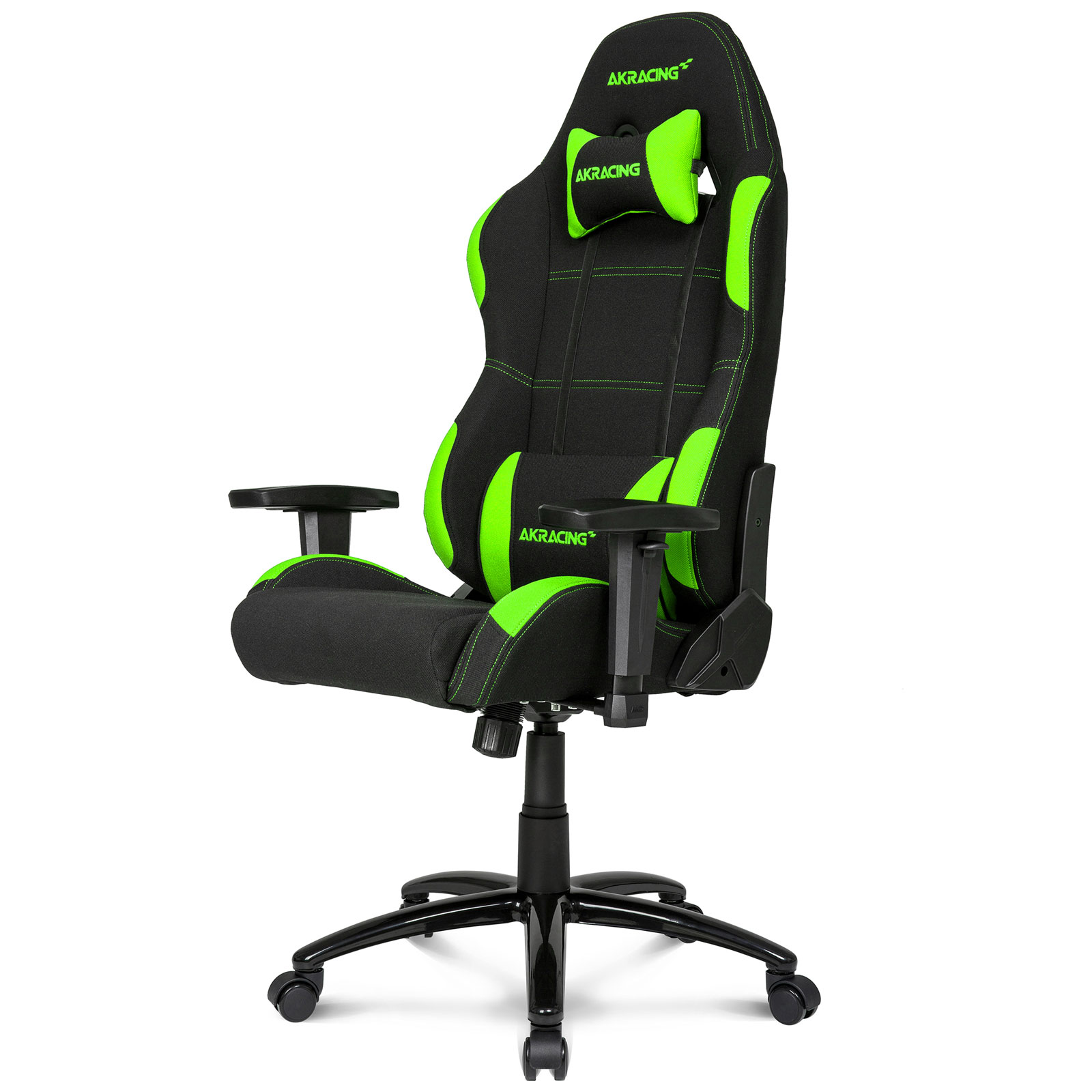 Fauteuils Gamer Akracing Gaming Chair Vert Fauteuil Gamer Akracing Sur