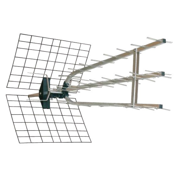 Meuble Pour Tv Incurvée Metronic Antenne Uhf Trinappe à Fiche F - Antenne Metronic