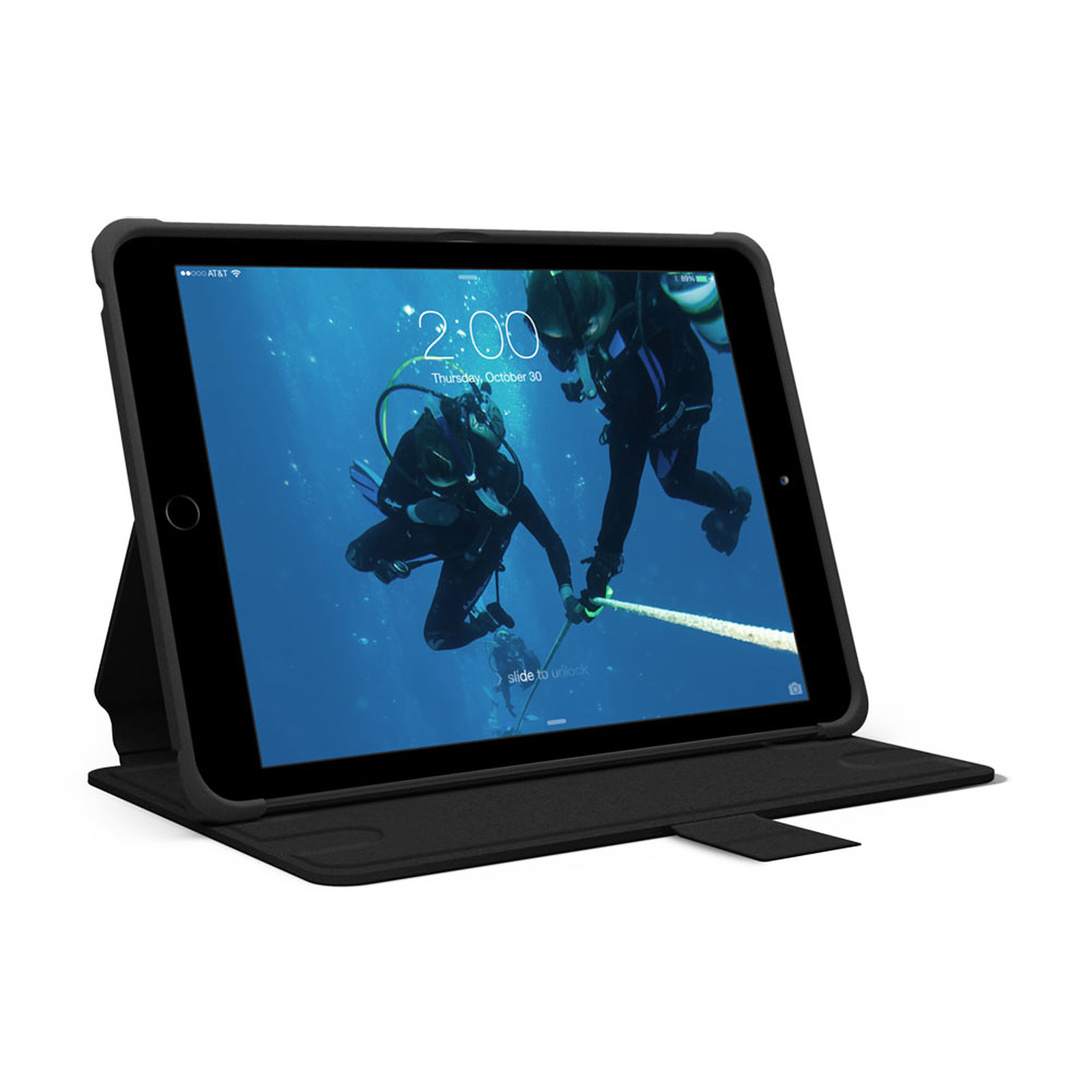 Etui Tablette Uag Protection Ipad Air 2 Noir Etui Tablette Uag Sur
