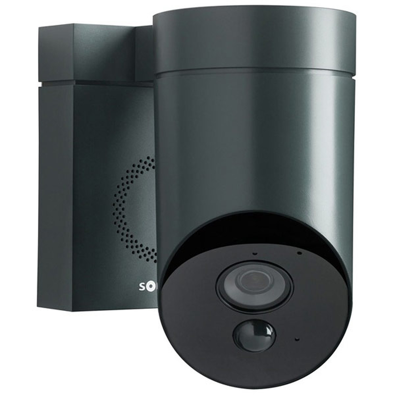 Camera Exterieur Somfy Somfy Outdoor Camera Gris