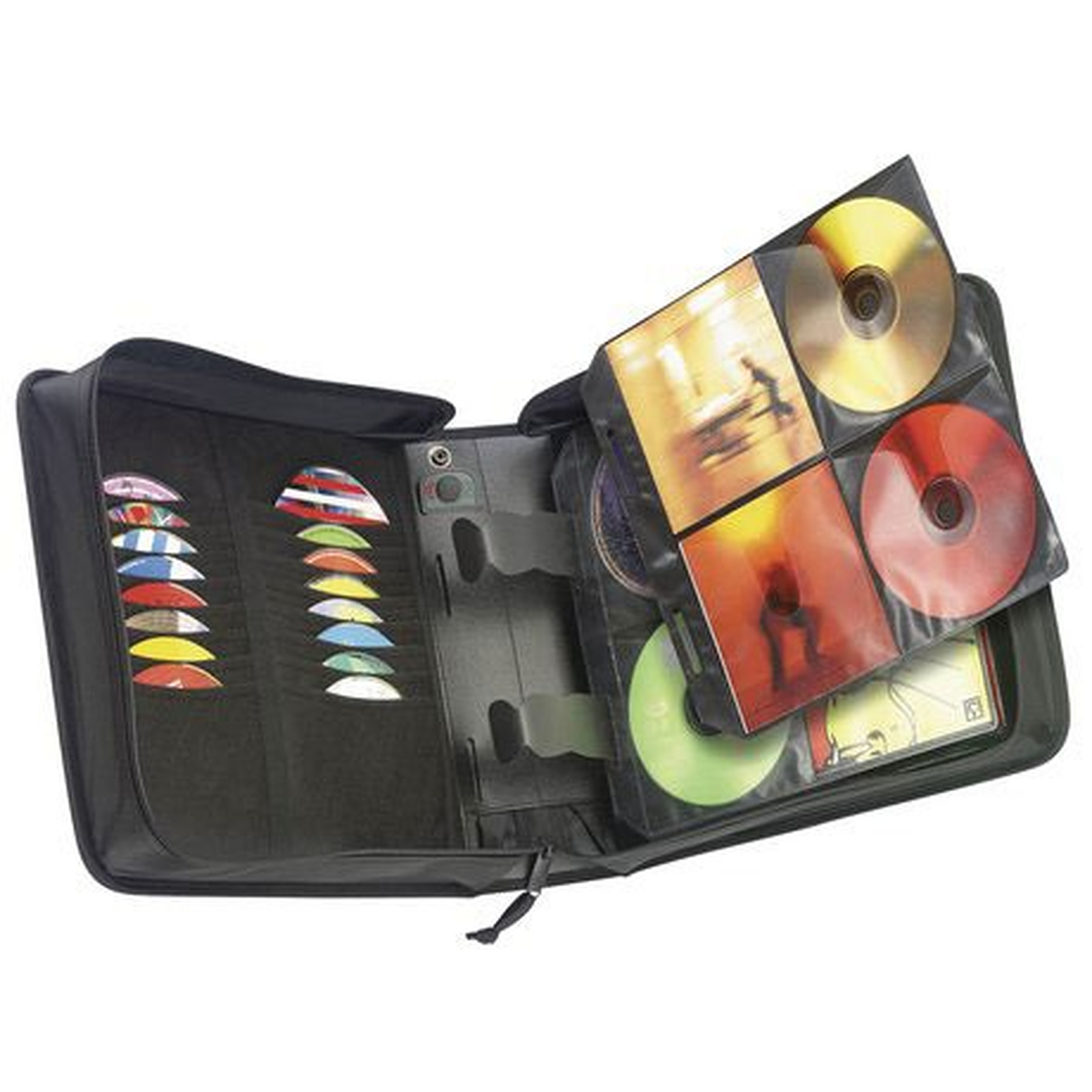 Rangements Cd Dvd Case Logic Cdw 320