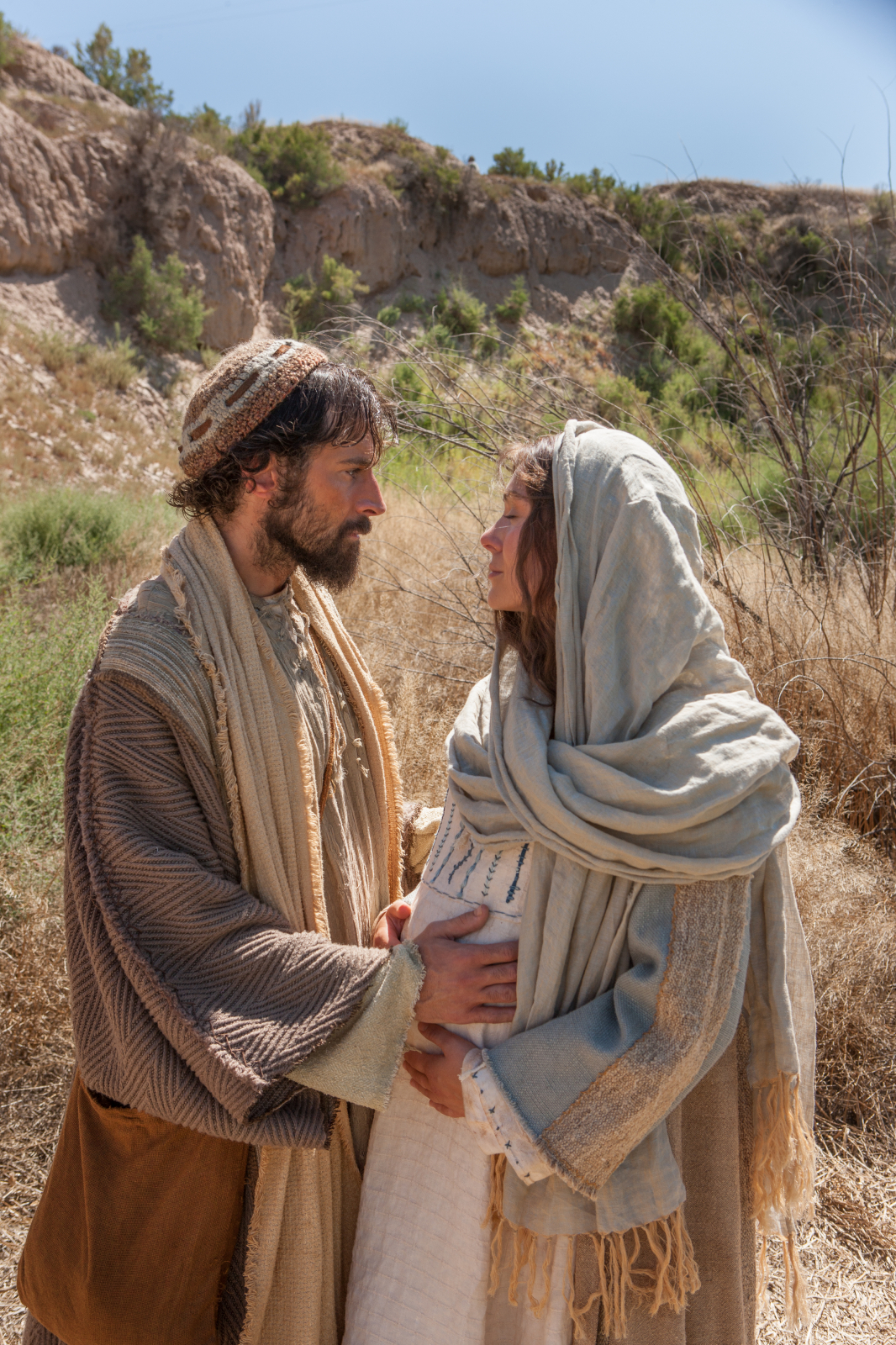Joseph Und Joseph Mary And Joseph