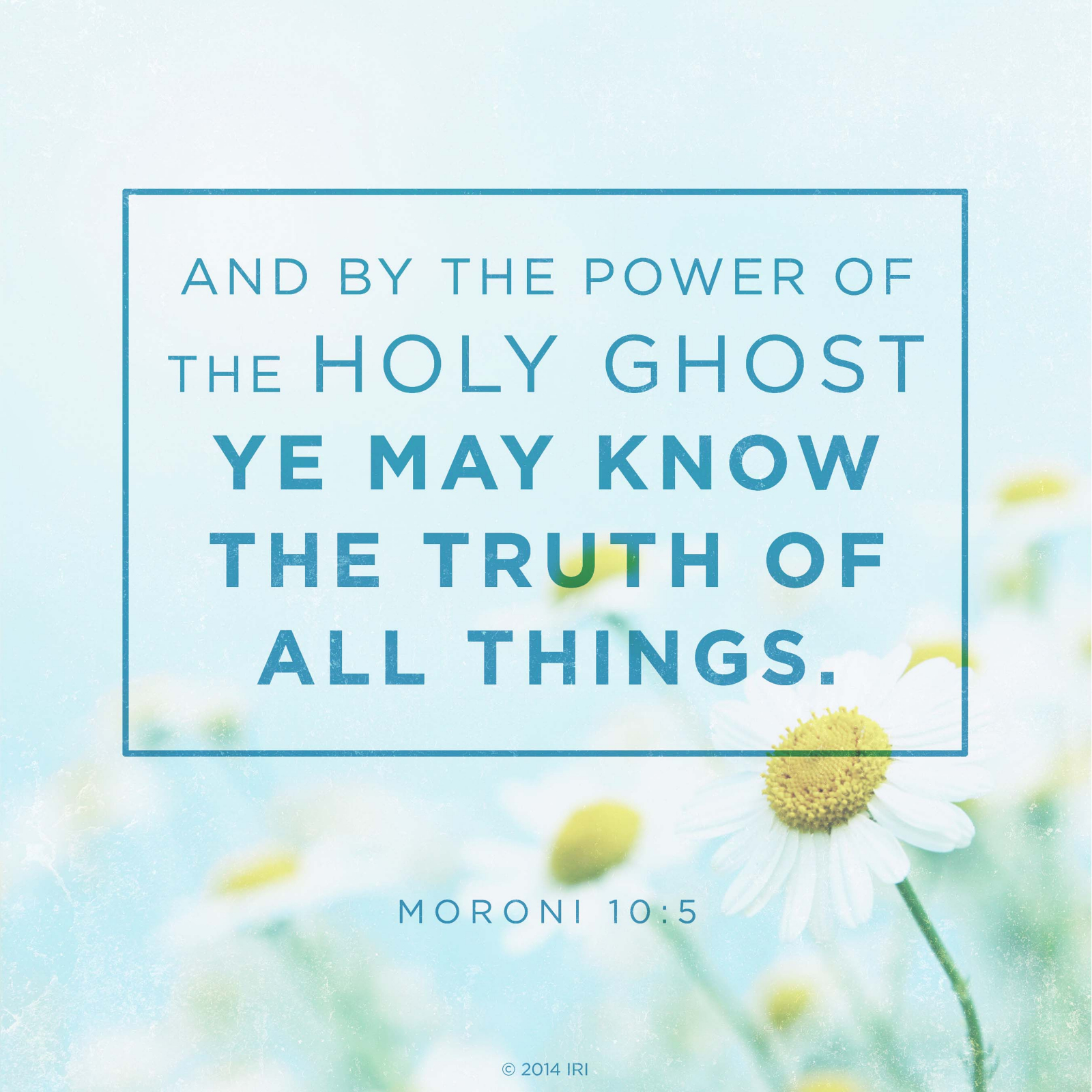 Lds Quote Wallpaper The Truth Of All Things