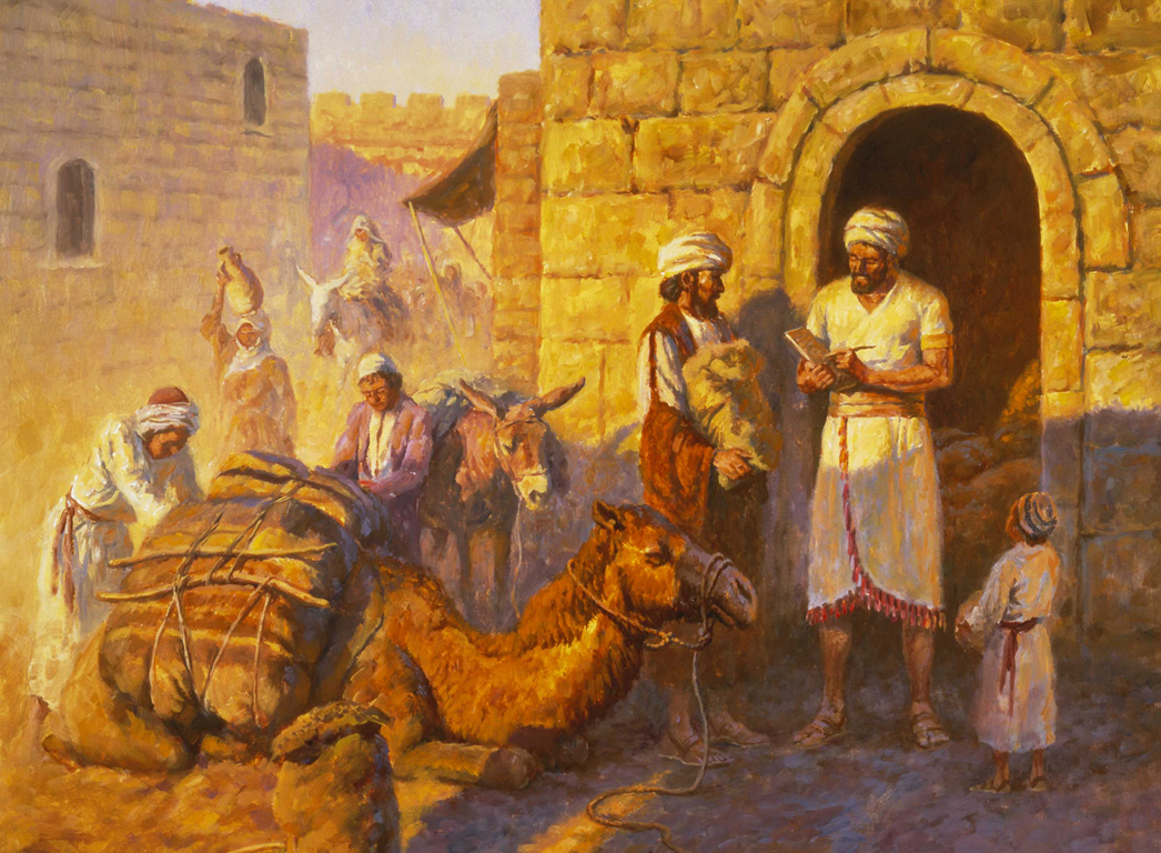 Bible Quotes Wallpaper Download Melchizedek Keeper Of The Storehouse