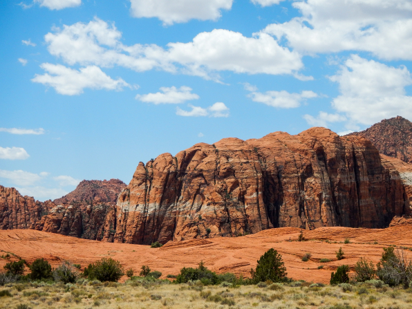 Jesus Inspirational Quotes Wallpaper Snow Canyon State Park