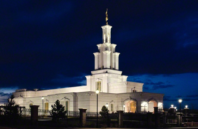 Lit Quotes Wallpaper The Columbia River Washington Temple At Night