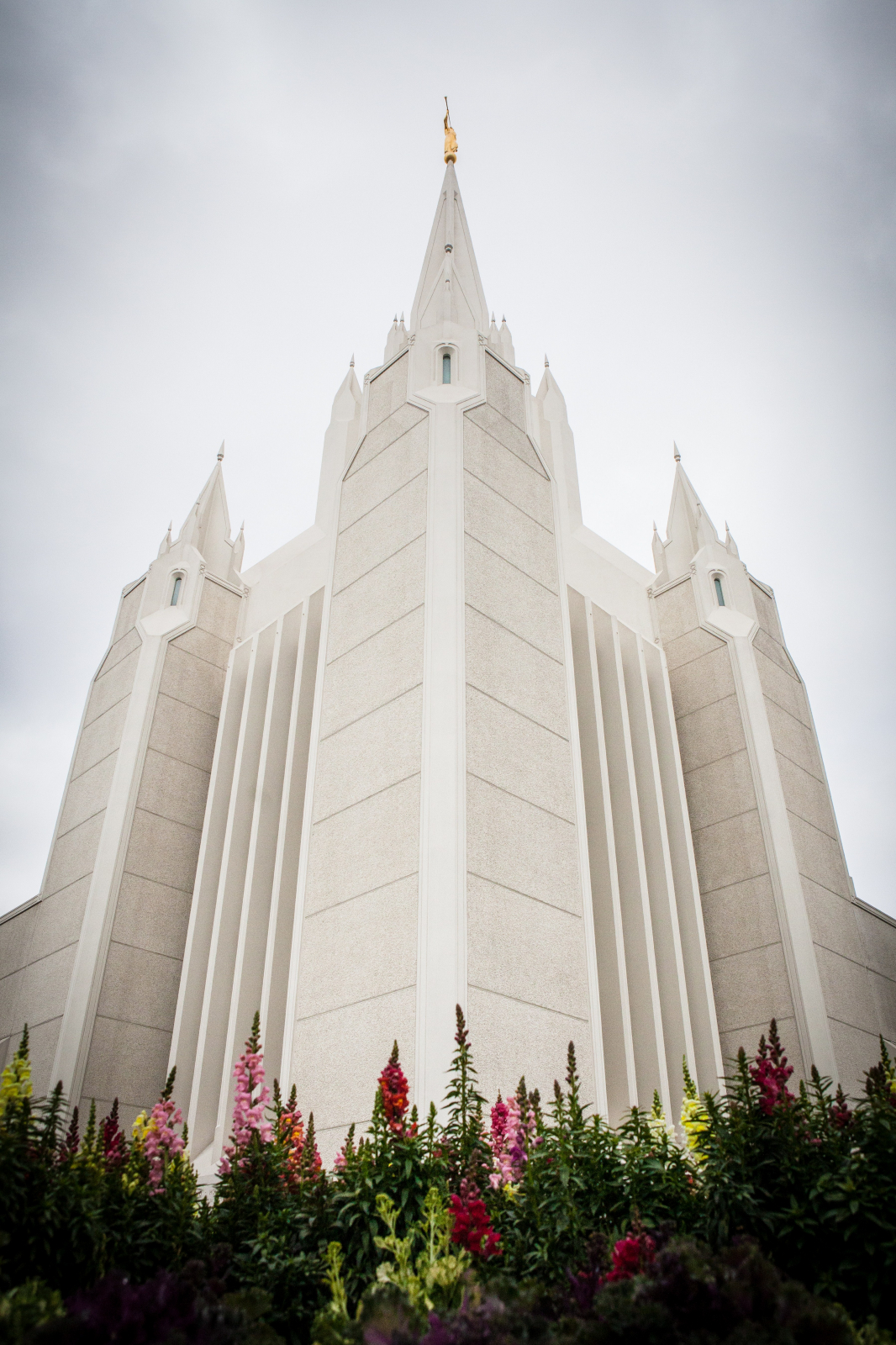 Wallpaper Background Quotes Tagalog San Diego California Temple Spires