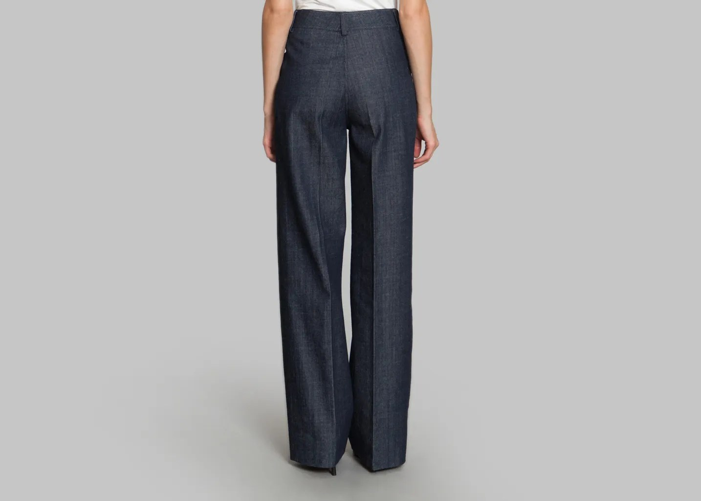 Jane Pant Raw Nathalie Dumeix L39exception