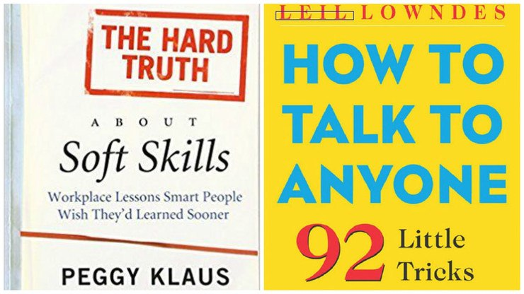 12 Books to Equip You with the Soft Skills in Demand - soft skills