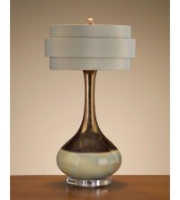 John Richard Portable 1 Light Table Lamp JRL