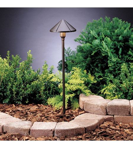 Kichler 15826AZT Kichler Lighting LED Path Light Landscape 12V LED