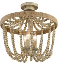 Coastal Ceiling Light