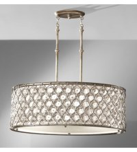 Feiss F2569/3BUS Lucia 3 Light 16 inch Burnished Silver ...