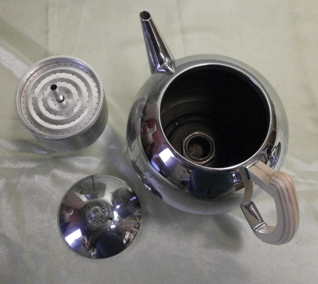 Coffee Art Maker Set 1930 39s Chase Comet Art Deco Coffee Maker And Set