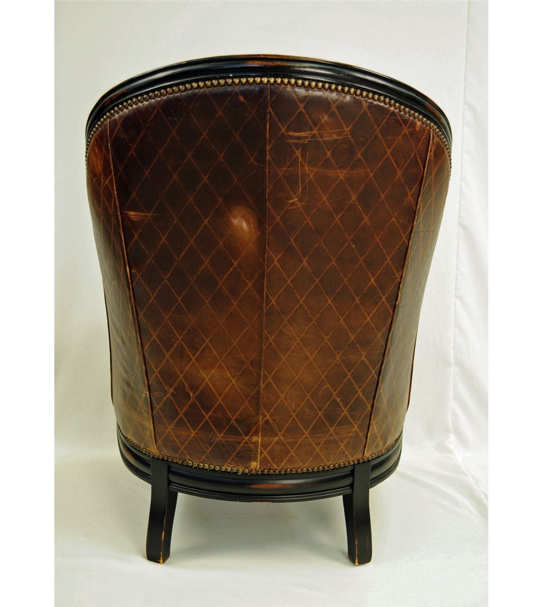 Vanguard Leather Leather And Fabric Chair By Vanguard Furniture