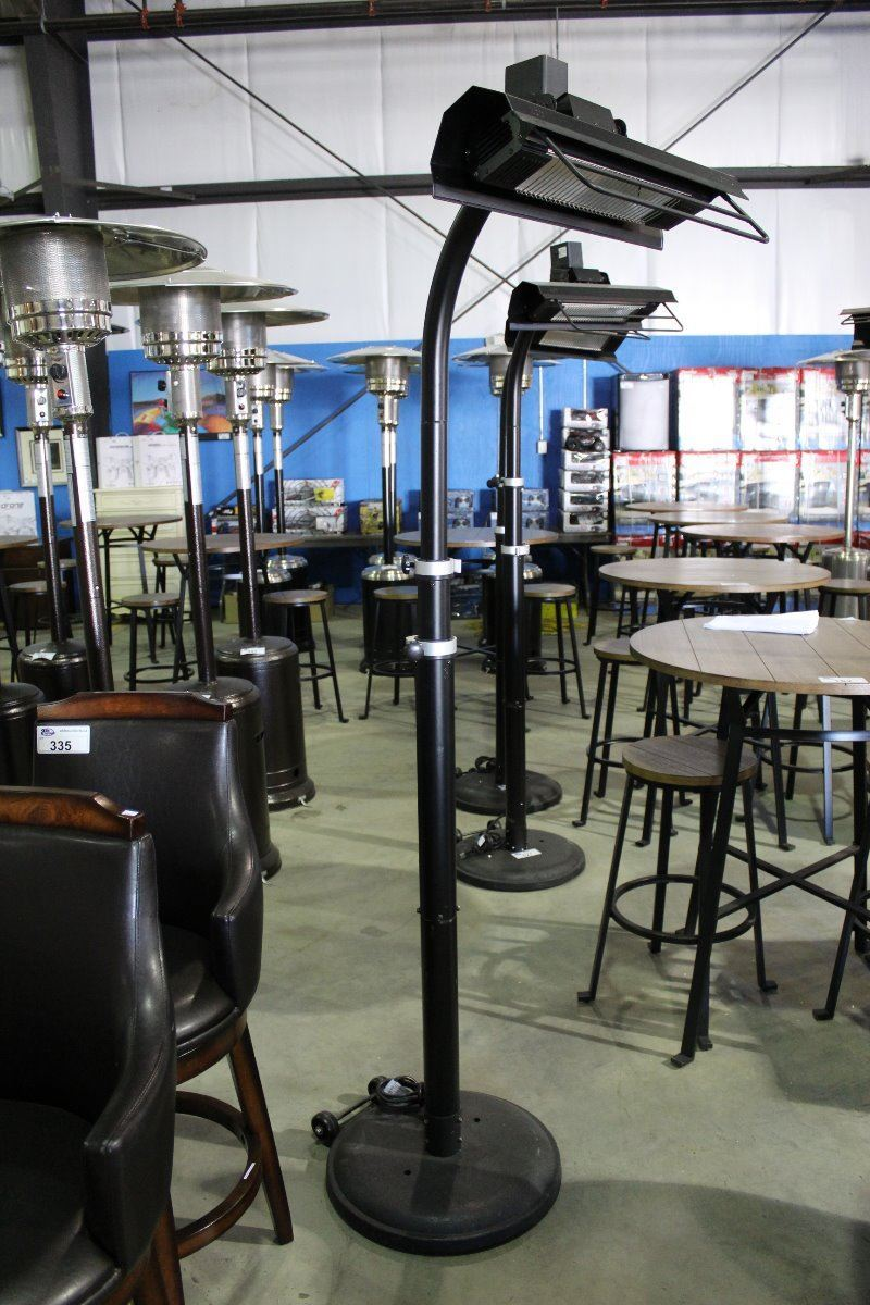 Paramount Infrared Patio Heater Able Auctions