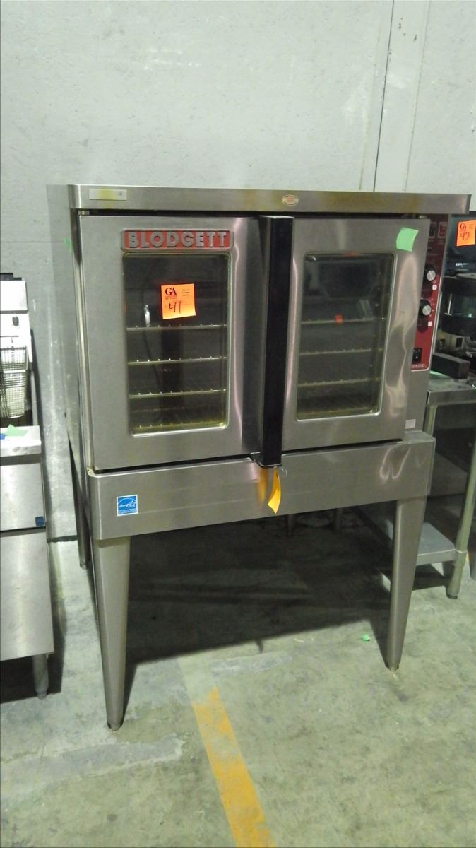 Blodgett Electric Commercial Convection Oven With Racks S