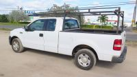 2006 Ford F150 Pick Up Truck - Extended Cab w/ Pipe Rack ...