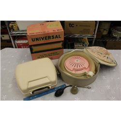 Vintage General Electric Hair Dryer Universal Nail Polish
