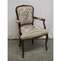 French Provincial Arm Chair
