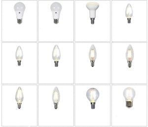LED ljuskällor
