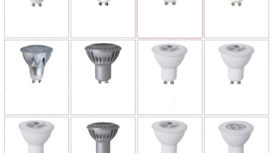 LED spotlightled