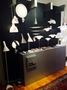 ljusmiljö lampbutik