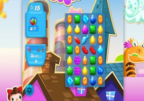 niveau de langue cv candy crush