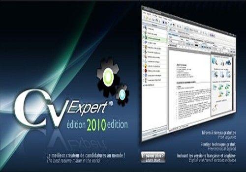 cv expert avis logiciel