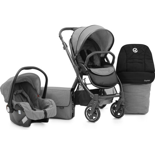Egg Stroller Price South Africa Babystyle Oyster 2 3 In 1 Stroller Set City Grey