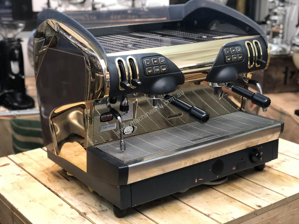 Machine A Cafe Used Faema Smart Auto 2 Group Coffee Machines In Price 2 450