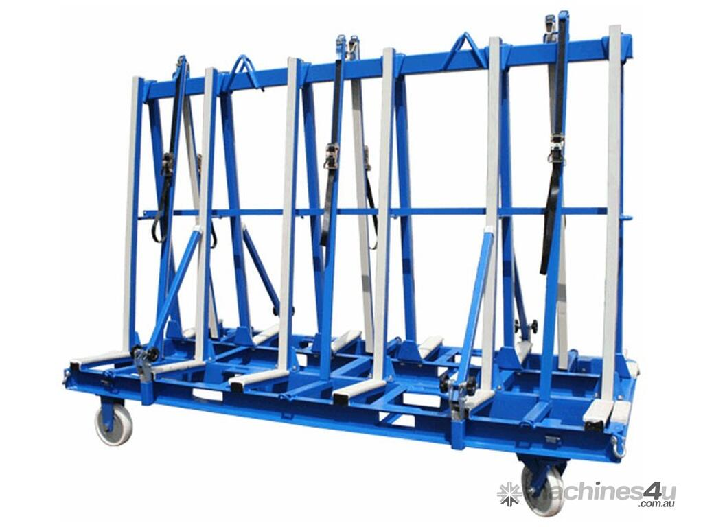 A Frame Trolley New Unknown A Frame Trolley 2 4m Stationary 4000kg Eye 3000kg Trolleys In Sydney Nsw Price 2 230 298964