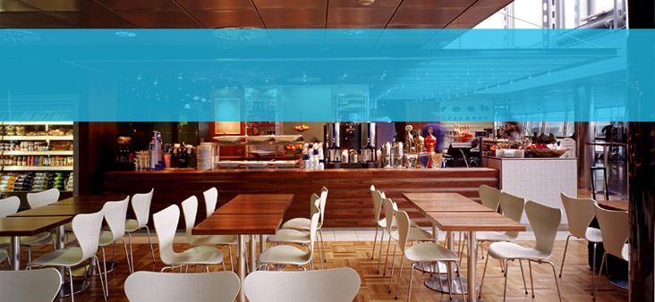 Restaurant Rapide Aménagement De Restaurant Rapide | Made In Design Pro