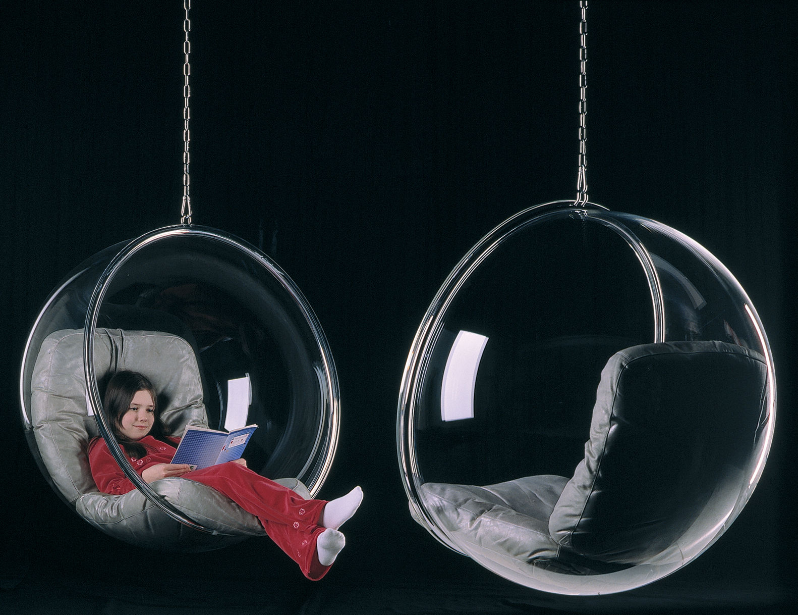 Bubble Chair Hanging Armchair Hanging Armchair Clear