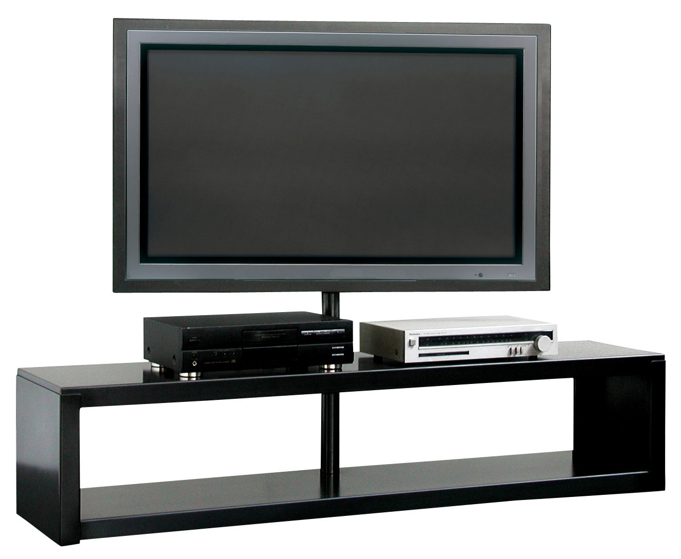 Tv Table Big Irony Plasma Television Table Console Flat Screen