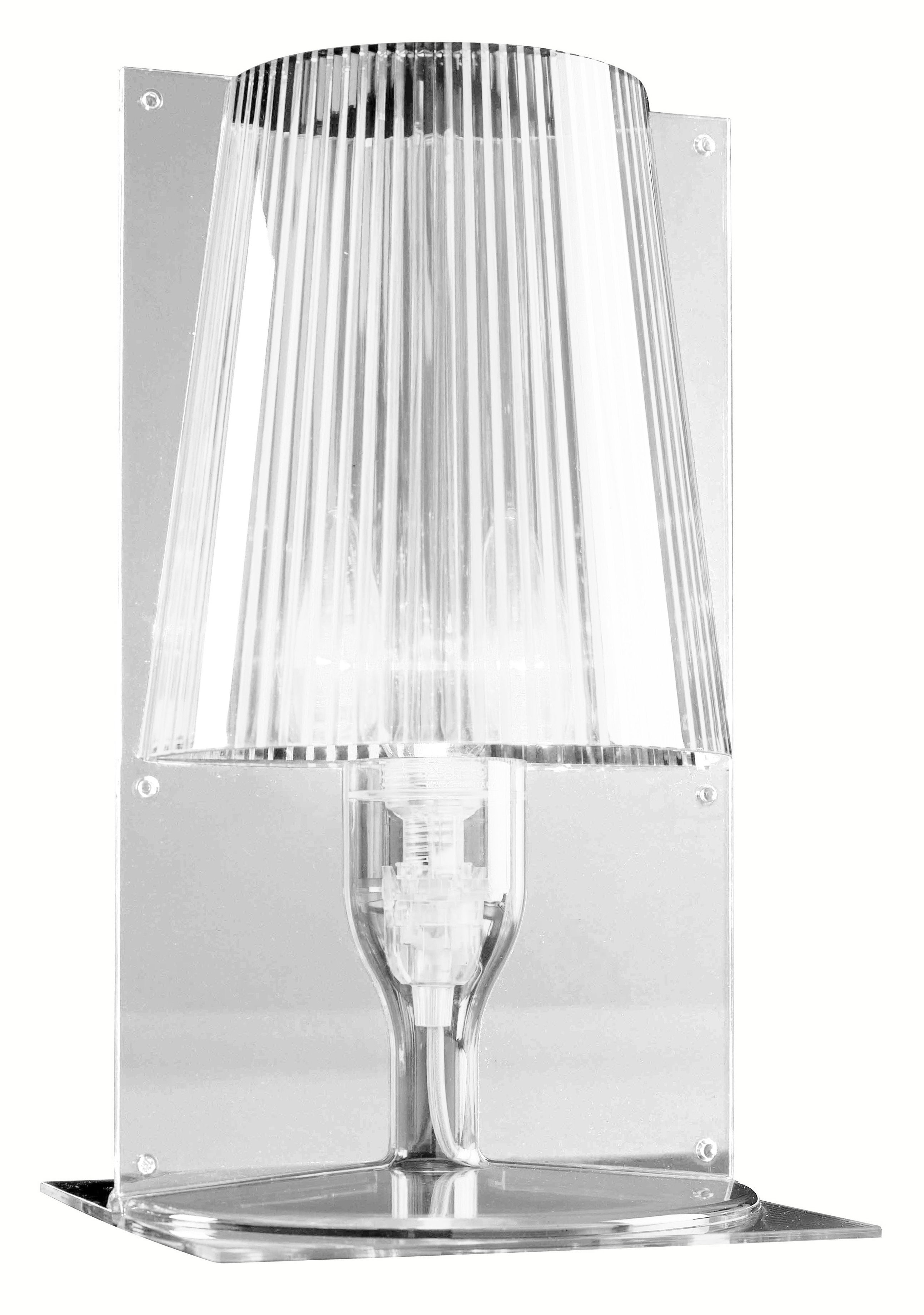 Lampe Kartell Take Lampe De Table Take Cristal Kartell