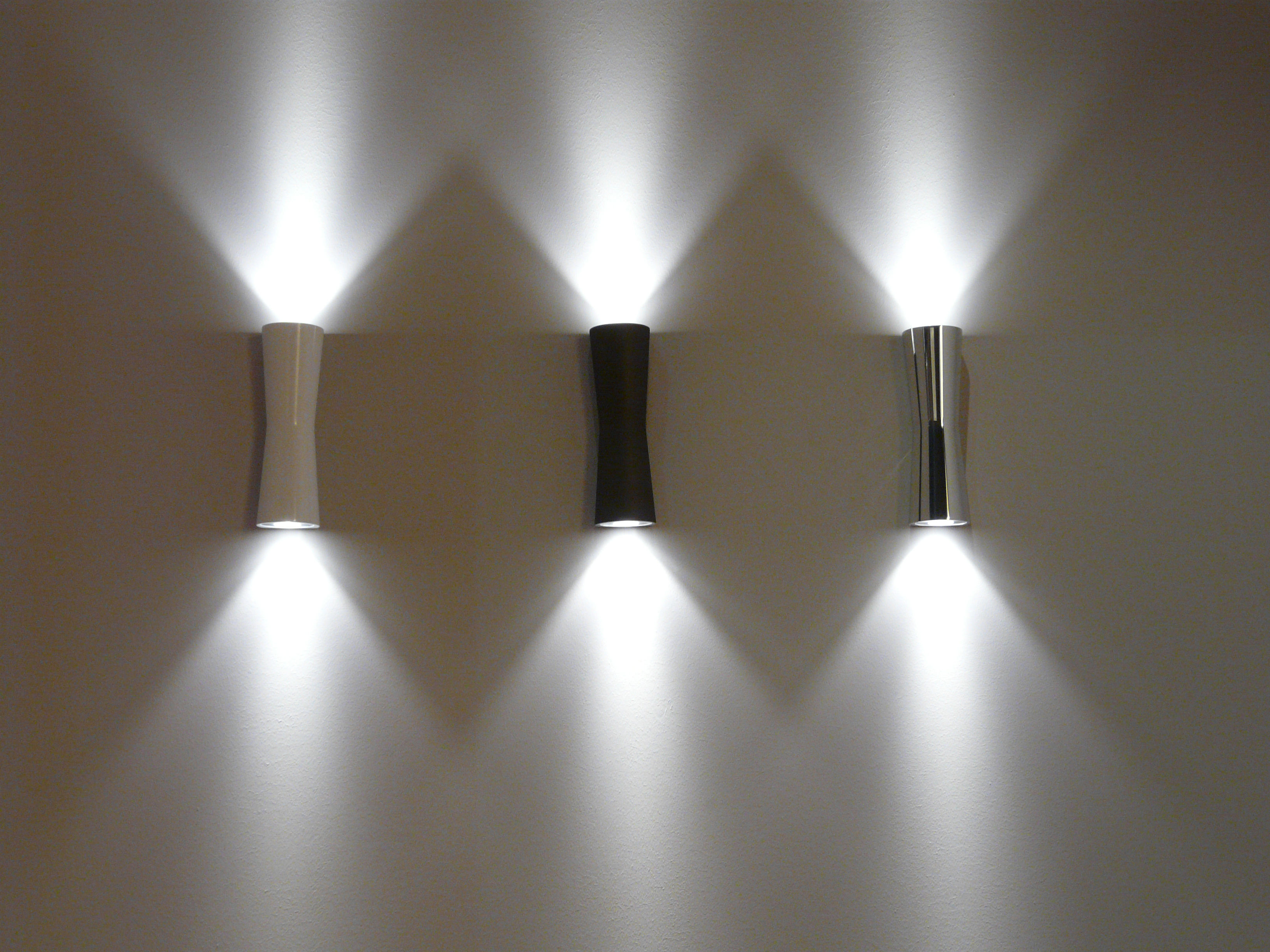 Wall Light Clessidra 40 Wall Light Led Indoor Outdoor