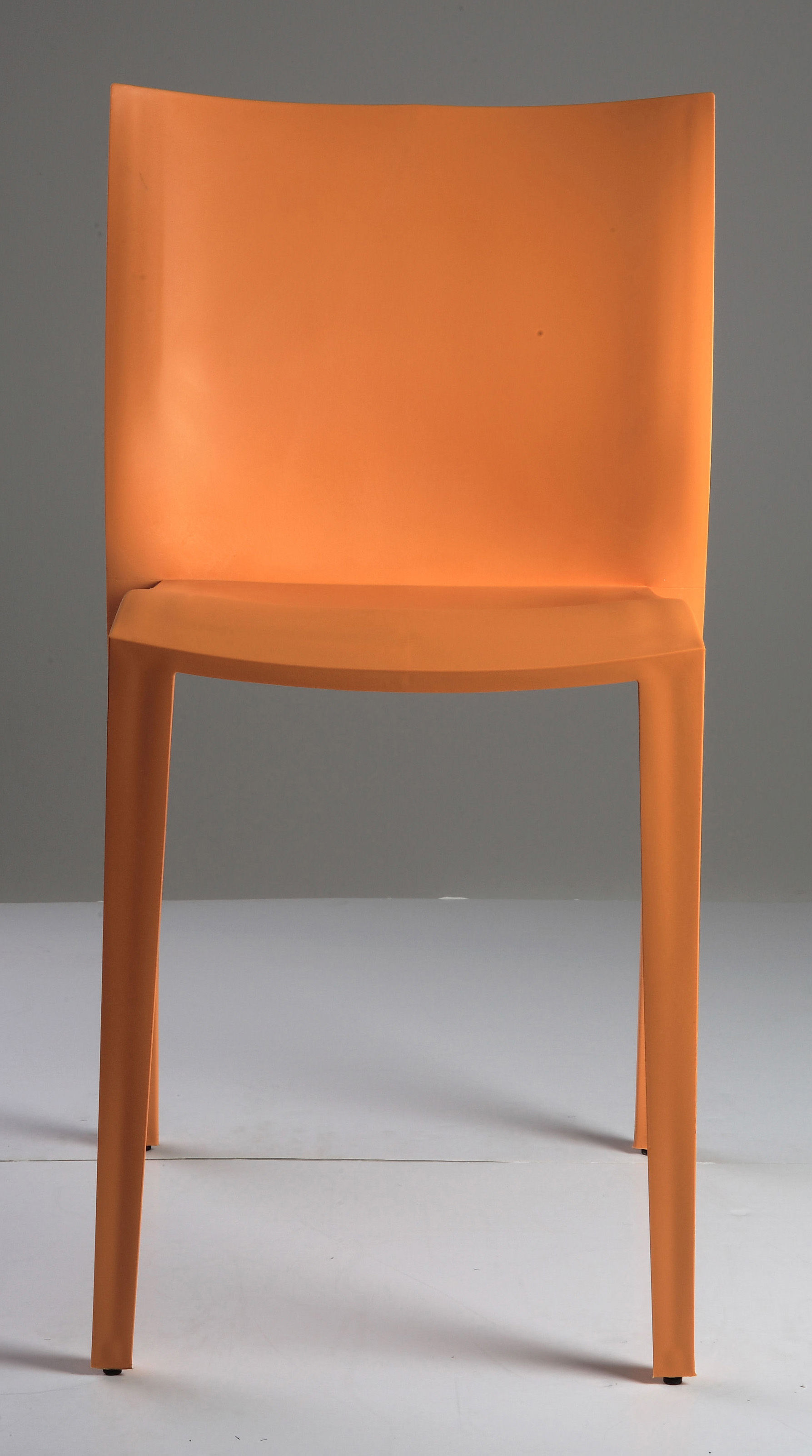 Chaise Slick Slick Starck Chaise Slick Slick Orange Xo