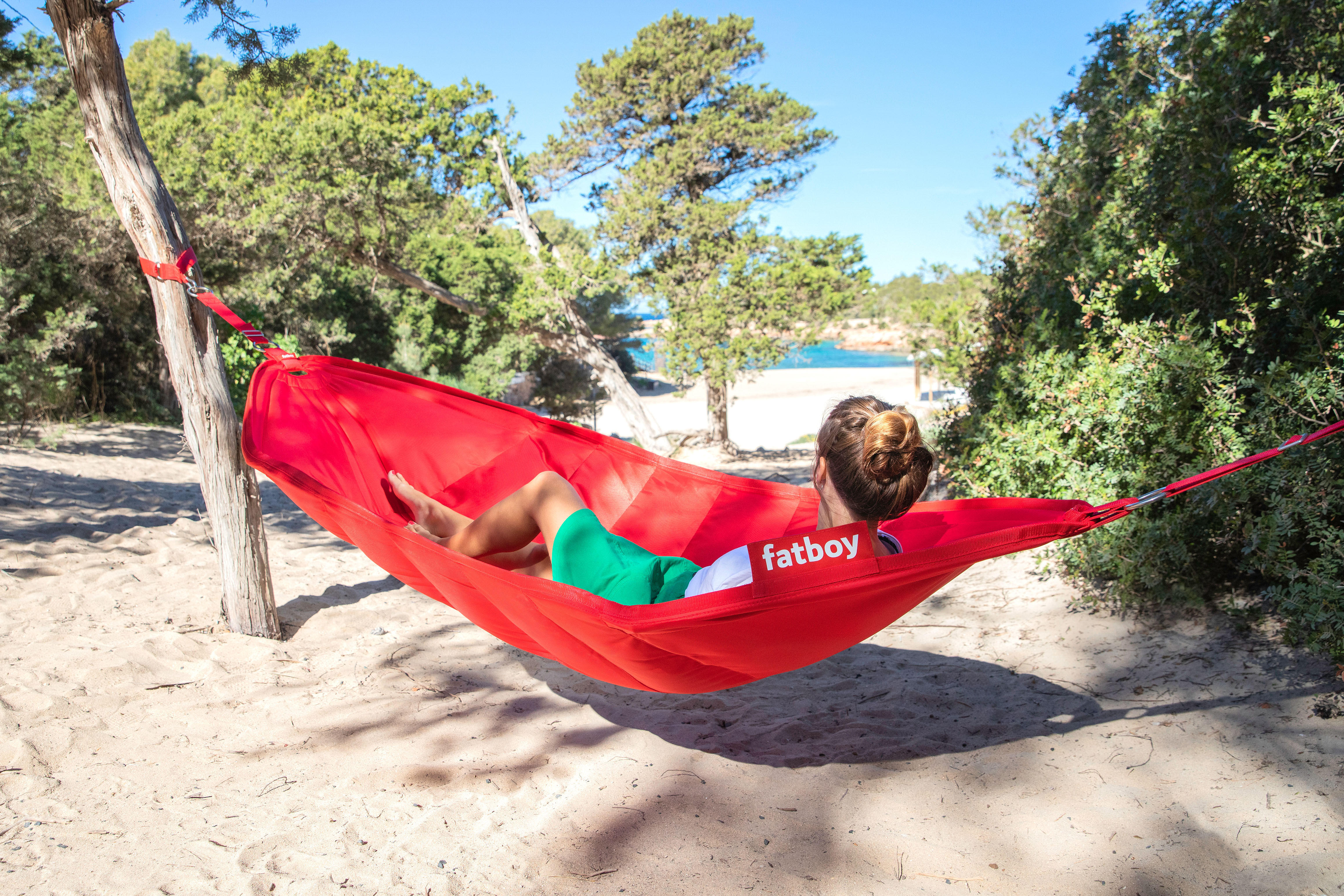 Exterieur Fatboy Headdepleck Hammock To Hang Up By Fatboy