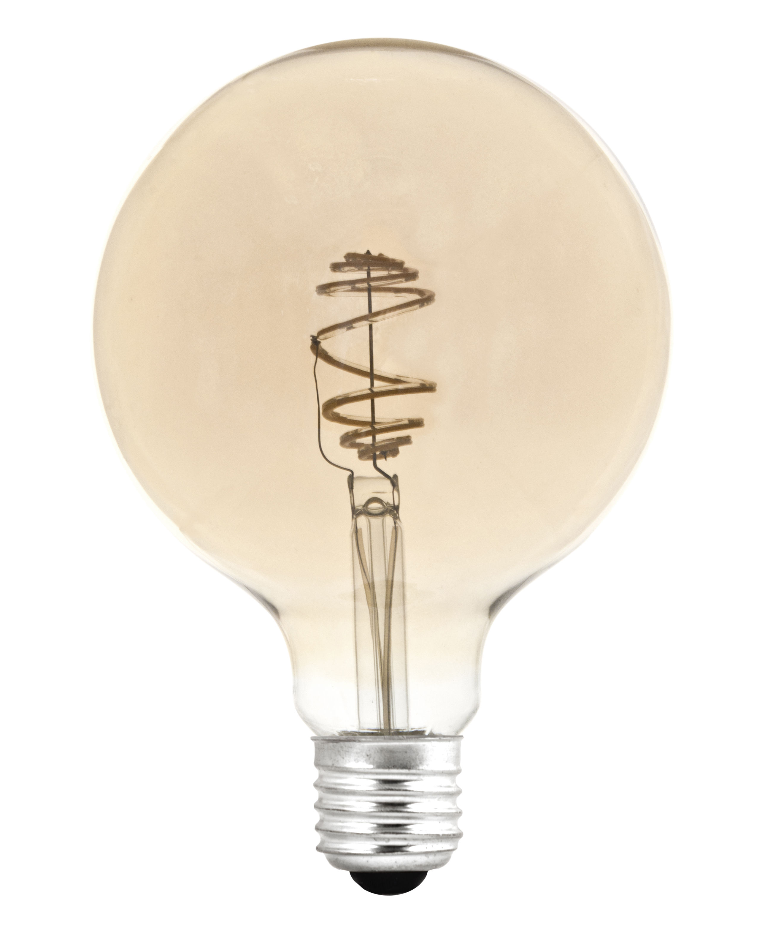 E27 Ampoule Ampoule Spiral Filament Led Bulb E27 6w 60w By Pop Corn