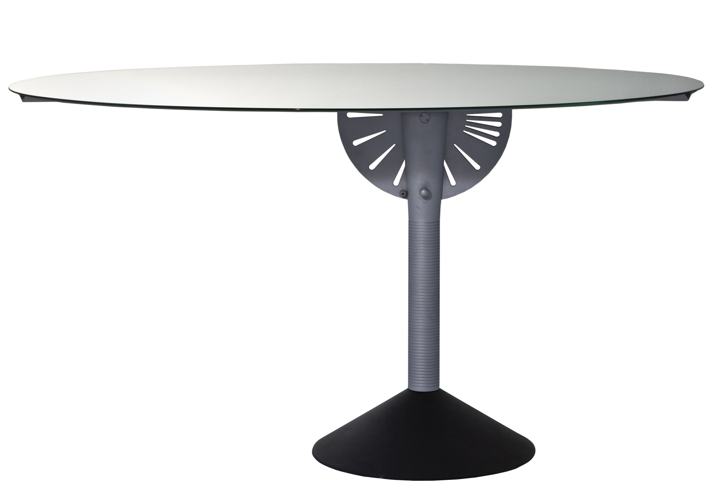 Pied Table Pliant Table Pliante Psiche Transformable En Miroir Réédition 1989 Driade
