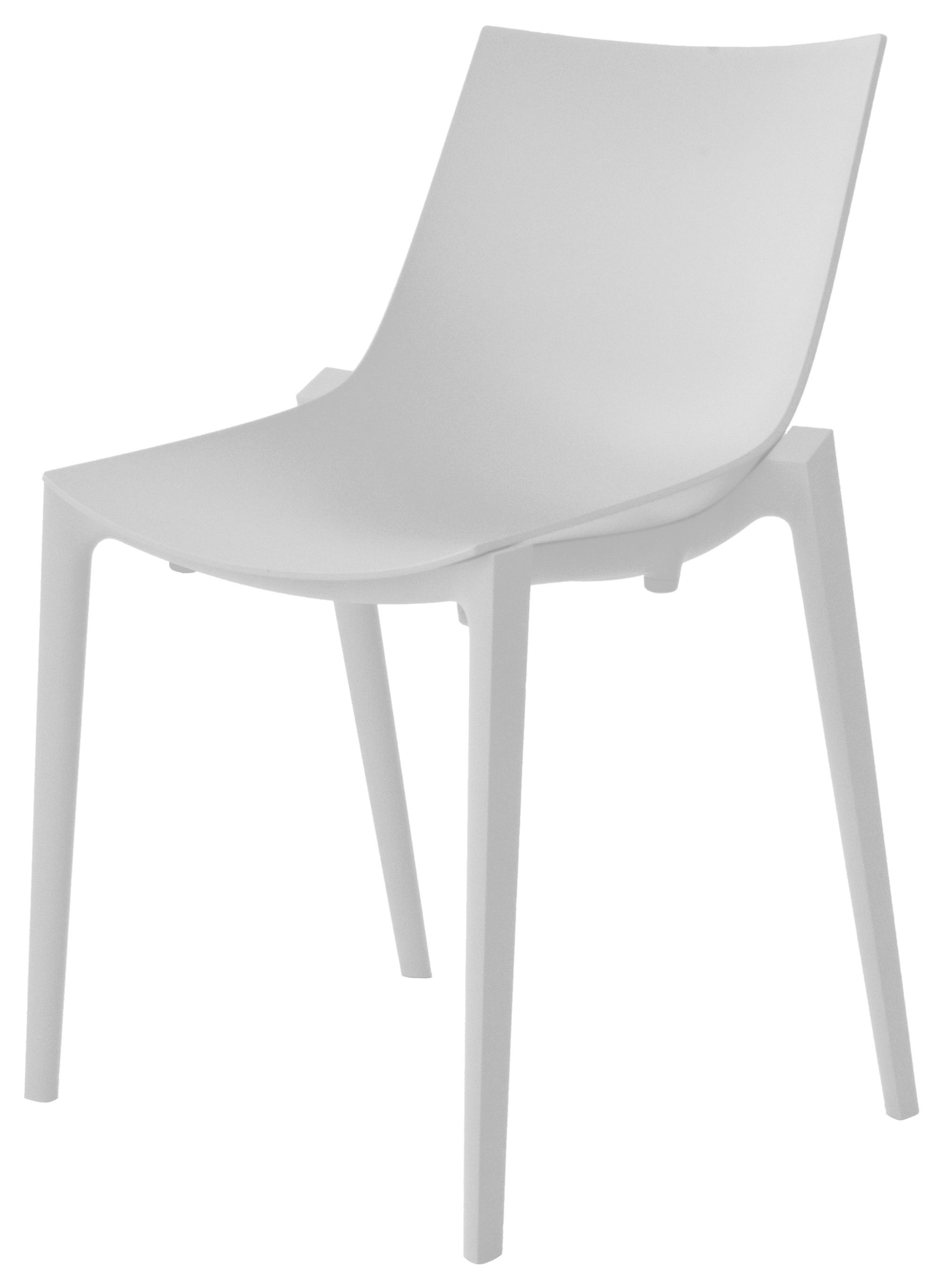 Chaise Philippe Starck Chaise Empilable Zartan Basic Polypropylène Magis