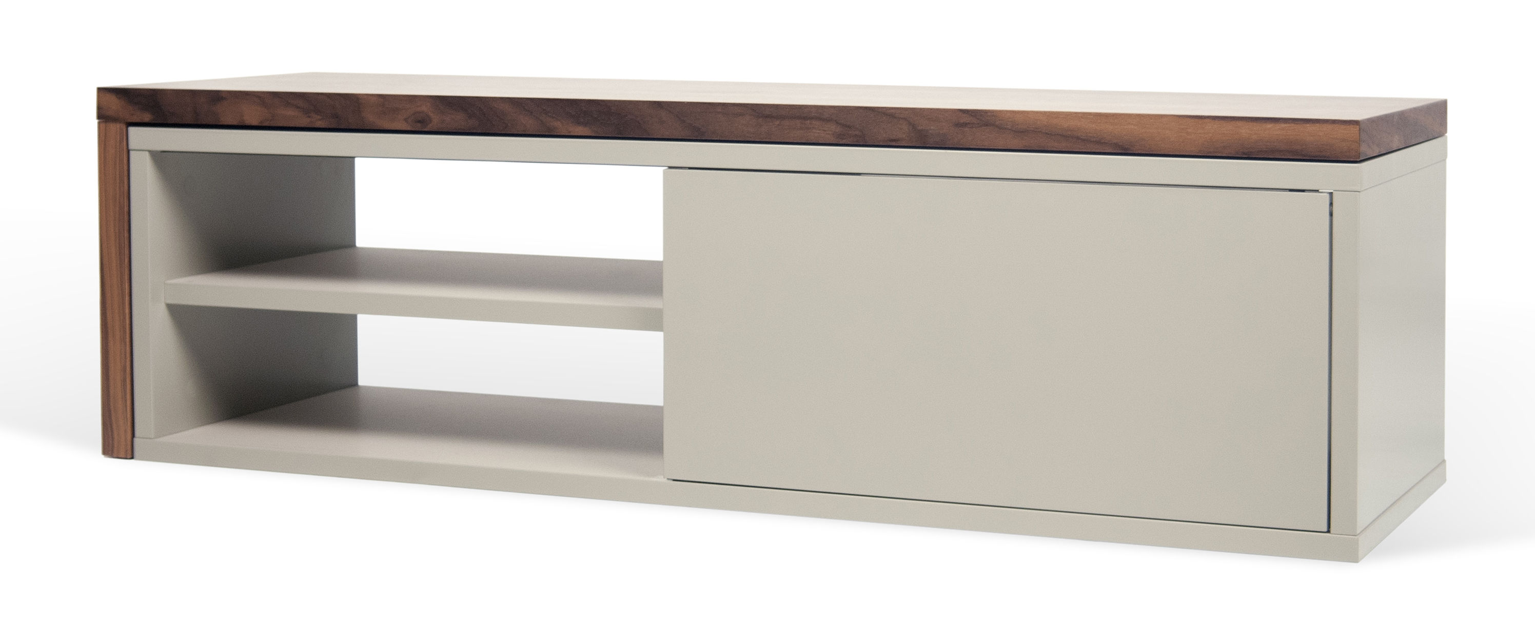 Meuble Tv 110 Cm Design Slide Extensible Tv Cabinet Swivel L 110 To 203 Cm By Pop Up Home